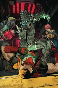 RED HOOD AND THE OUTLAWS (2016 DC) #38 PRESALE-09/25