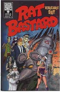 Rat Bastard #5 FN; Crucial | save on shipping - details inside