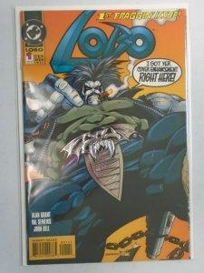 Lobo #1 8.0 VF (1993 2nd Series DC)