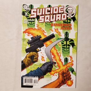 Suicide Squad 3 Very Fine/Near Mint Cover by John K. Snyder