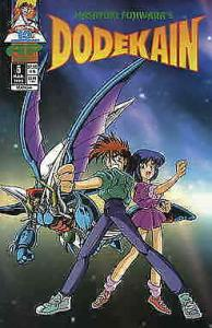 Dodekain #5 VF/NM; Antarctic   save on shipping - details inside