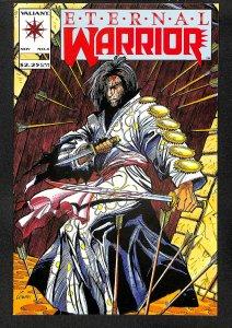Eternal Warrior #4 NM- 9.2 1st Bloodshot!