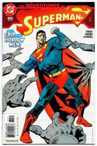 Adventures of Superman #615 (DC, 2003) VF
