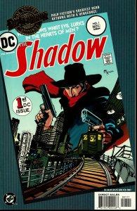 Millennium Edition: The Shadow #1 - VF/NM - DC 2001