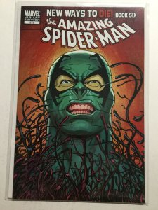 Amazing Spider-Man 573 Near Mint Nm Variant Marvel