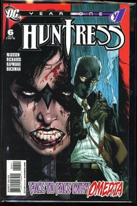 Huntress: Year One #6 (2008)