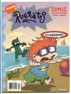 Rugrats Comic Adventures Vol 2 #9 1999- Nickelodeon FN