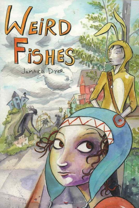 Weird Fishes #1 VF/NM; Slave Labor   save on shipping - details inside