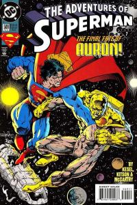 Adventures of Superman (1987 series) #509, NM + (Stock photo)