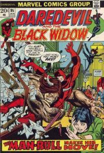 Daredevil (1964 series) #95, Good+ (Stock photo)