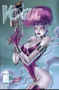 Vogue #2 VF/NM; Image | save on shipping - details inside