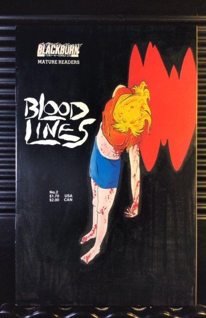 Bloodlines (CA) #2 (1987)