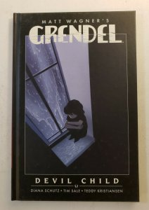 GRENDEL: DEVIL CHILD HARD COVER MATT WAGNER GRAPHIC NOVEL NM