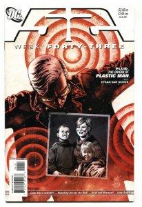 52 #43-20087 comic book Death of Osiris