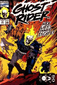 Ghost Rider (1990 series) #11, VF+ (Stock photo)