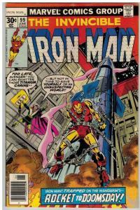 IRON MAN 99 FN June 1977