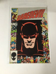Daredevil 236 Nm Near Mint Marvel
