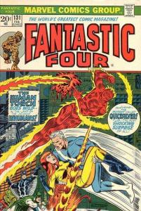 Fantastic Four (1961 series) #131, VF (Stock photo)