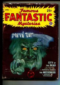 Famous Fantastic Mysteries-Pulp-4/1948-Augusta Groner-Robert W. Chambers