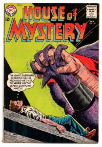 House of Mystery #140 (Jan 1964, DC) - Fine-