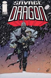 Savage Dragon, The #70 VF/NM; Image   save on shipping - details inside