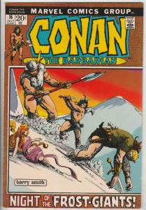 Conan the Barbarian #16 (Jul-72) VF/NM High-Grade Conan the Barbarian