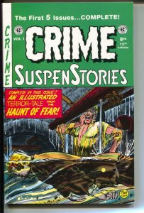 Crime Suspenstories Annual-#1-Issues 1-5-TPB- trade