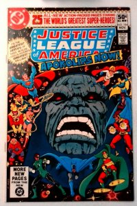 Justice League of America #184 DC 1980 VF Bronze Age Comic Book 1st Print