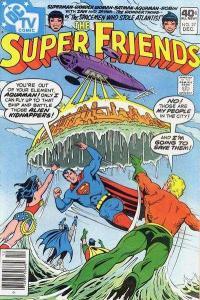Super Friends (1976 series) #27, NM- (Stock photo)
