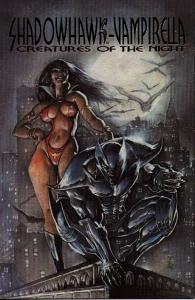 Shadowhawk/Vampirella: Creatures of the Night #2, NM + (Stock photo)