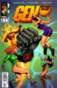 Gen 13 (1995 series) #29, VF+ (Stock photo)