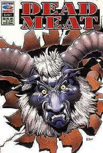 Dead Meat #1 VF/NM; Fleetway Quality | save on shipping - details inside