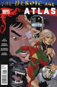 Atlas (Marvel) #1 VF/NM; Marvel   save on shipping - details inside
