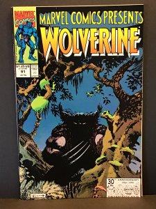 Marvel Comics Presents #91 (1991)