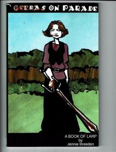 Geebas On Parade A Book Of Larp By Jennie Breeden Graphic Novel TPB LULU Vo1 J81