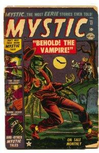 Mystic #17 1953-atlas-vampire-Bill Everett-Pre-Code horror