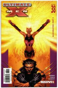 Ultimate X-Men #38 (Marvel, 2003) NM