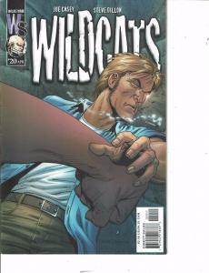 Lot Of 2 Wildcats Wildstorm Comic Book #20 21  BH50