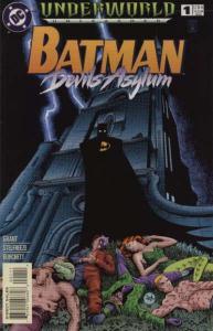 Batman: Devil's Asylum #1, NM (Stock photo)