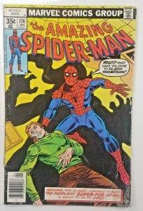 Amazing Spider-Man #176  1st App of the third Green Goblin  Marvel Comic '78