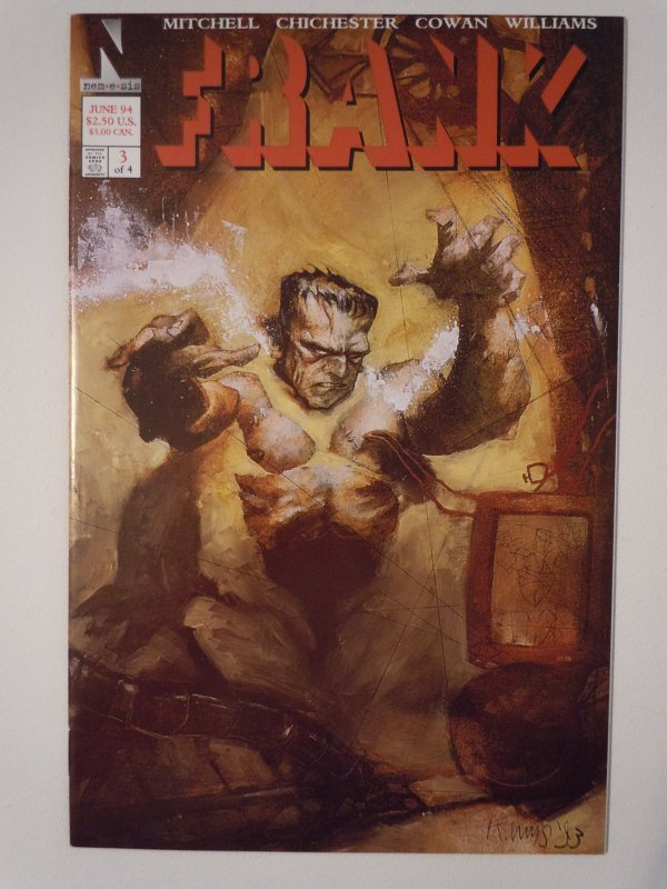 Frank (1994) 4 Issue Mini-Series