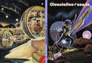 Cienciaficcionario volumen 11: Diccionario del tema C/F: los grandes dibujant...