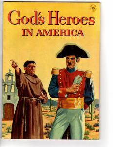 GODS HEROES IN AMERICA- Classics' classic!  VF-NM