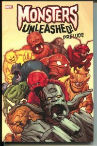 Monsters Unleashed! Prelude-Stan Lee-2017-PB-VG/FN