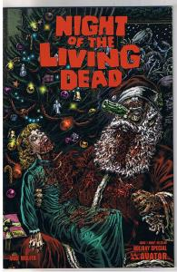 NIGHT of the LIVING DEAD SPECIAL #1, NM+, Xmas,2010, undead, more NOTLD in store