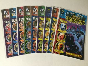 Rob Zombie's Spookshow International 1-9 1 2 3 4 5 6 7 8 9 Lot Nm Near Mint Cge