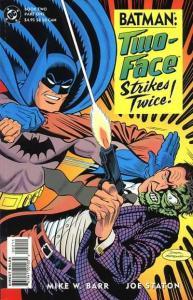 Batman: Two-Face Strikes Twice #2, NM (Stock photo)