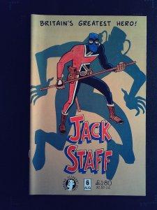 Jack Staff (GB) #6 (2001)