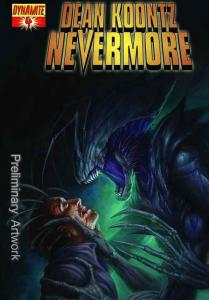 Nevermore (Dean Koontz's…, 2nd Series) #4 FN; Dynamite | save on shipping - deta