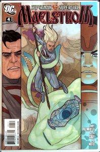 Superman/Supergirl: Maelstrom #4 (2009)